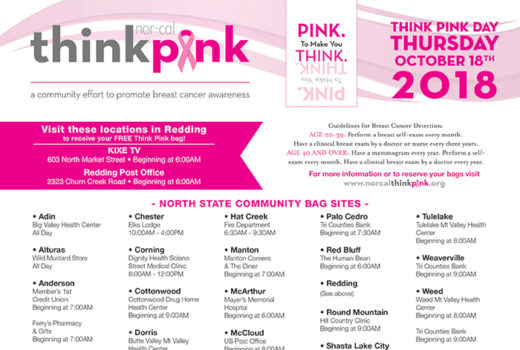 2018 Think Pink Day